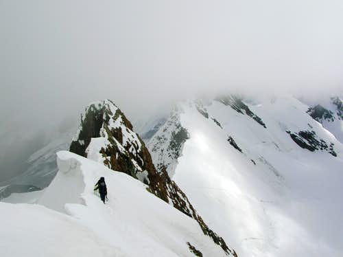 Breithorn traverse