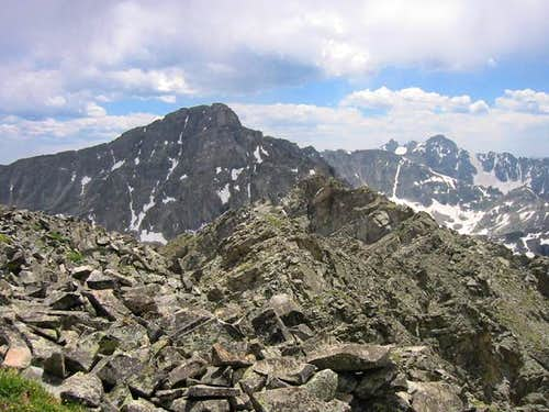 "Paiute Peak from ""Algonquin..."
