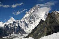 Majestic face of K2 (8611-M), Karakoram