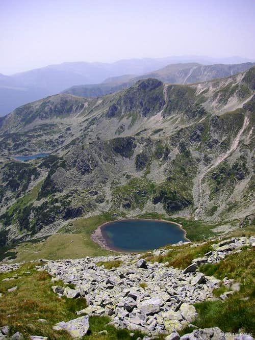 Peleaga Lake