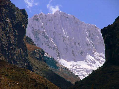 Oshapalca. Cordillera Blanca, Peru.