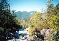 Algonquin Peak, as viewed...