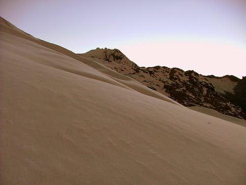 Vallunaraju, Cordillera Blanca, Peru.