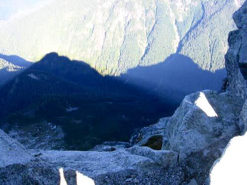 Big Drop - E Side Mt Pugh