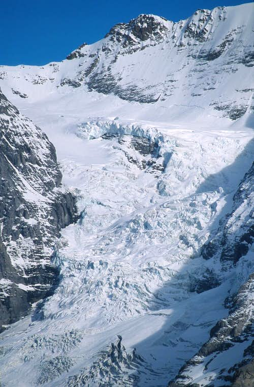 Eiger glacier