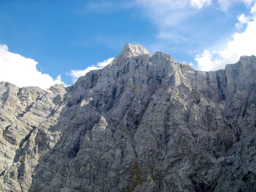 Triglav's North Face