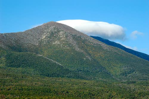 cloud cap on Katahdin