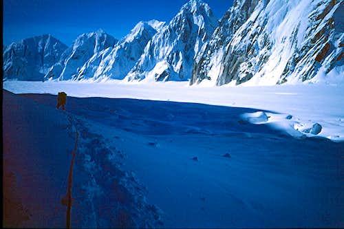 Ruth Gorge, Alaska