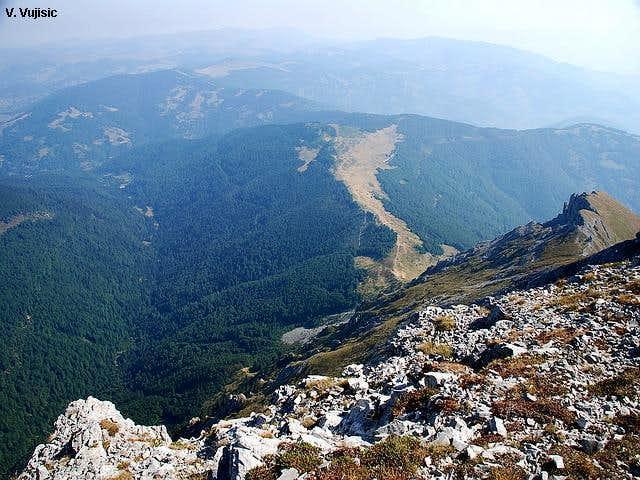 View to Stavna