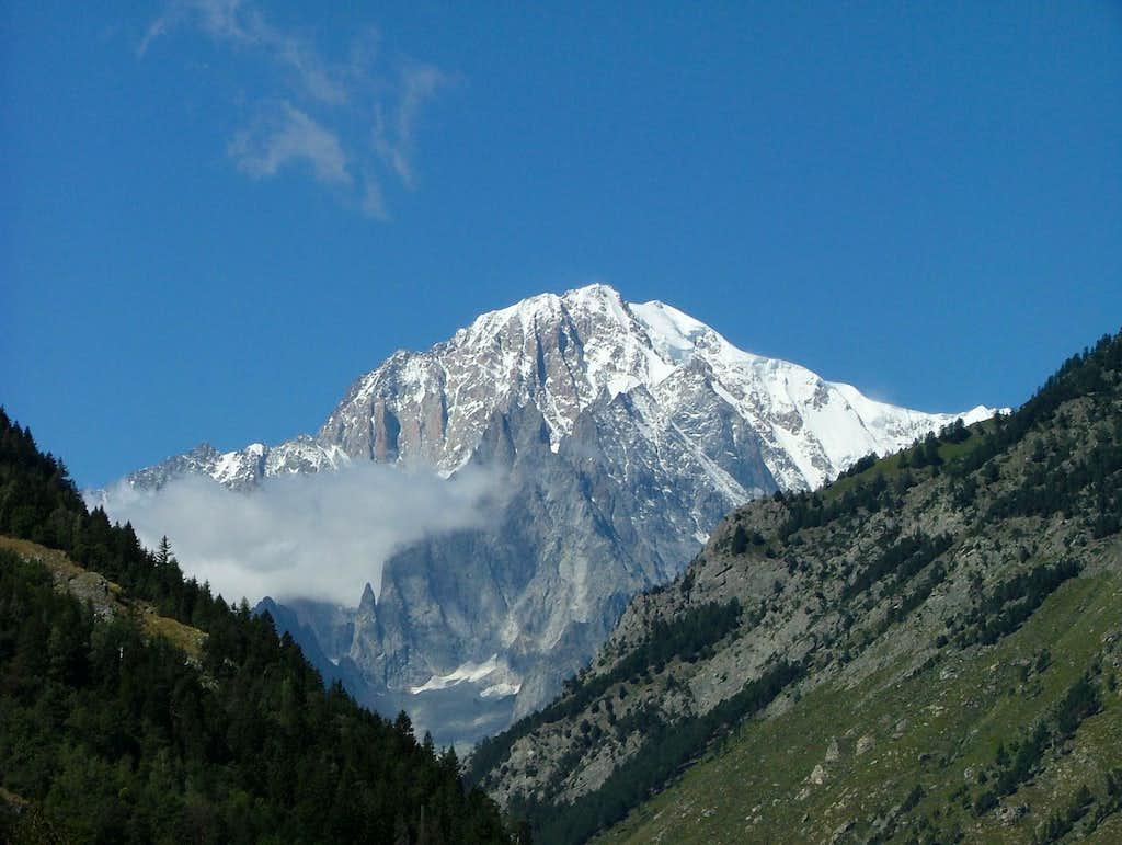 Mont Blanc southside : Photos, Diagrams & Topos : SummitPost