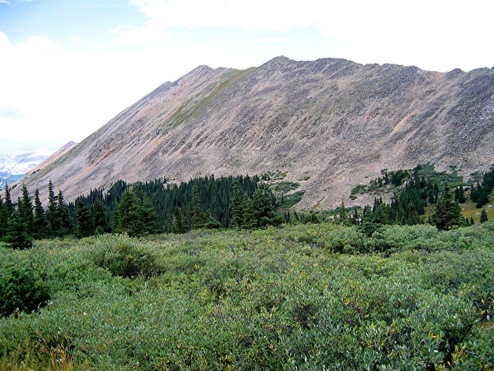 Chrysolite Mountain
