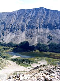 Mt. Mamma & Grizzly Lake