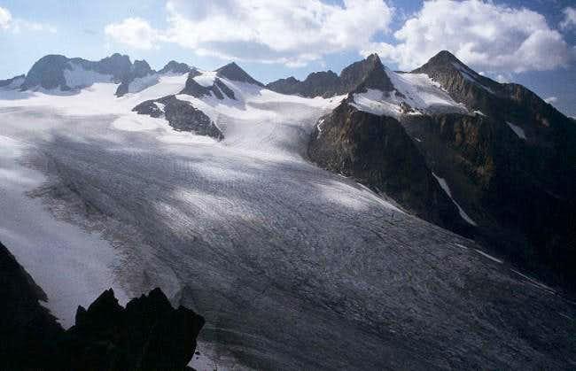Lisener Fernerkogel (3299 m),...