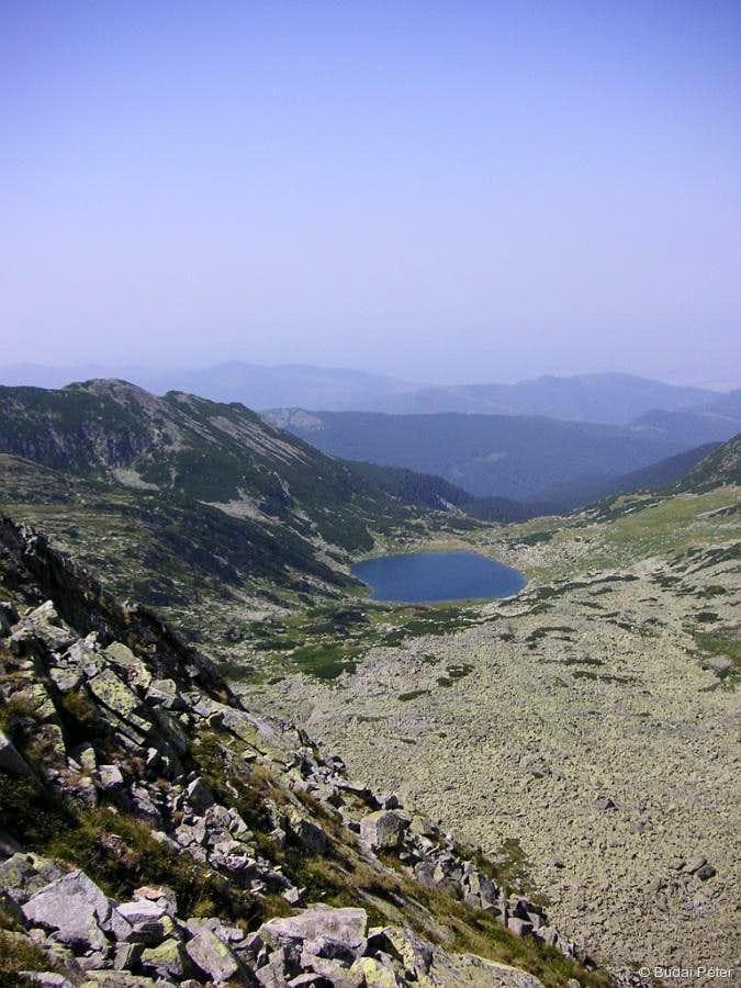 Galeş Lake
