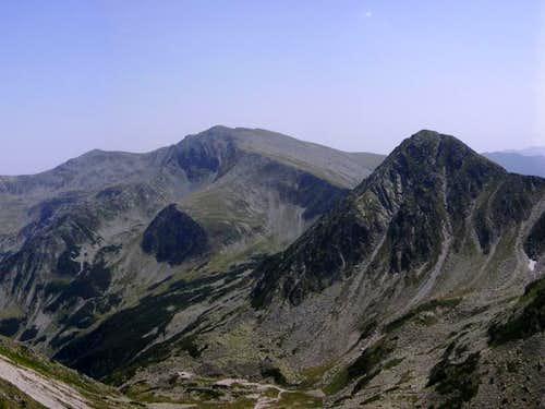 Custura Peak