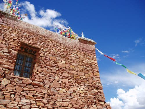 Remnants of Tibetan Buddhism
