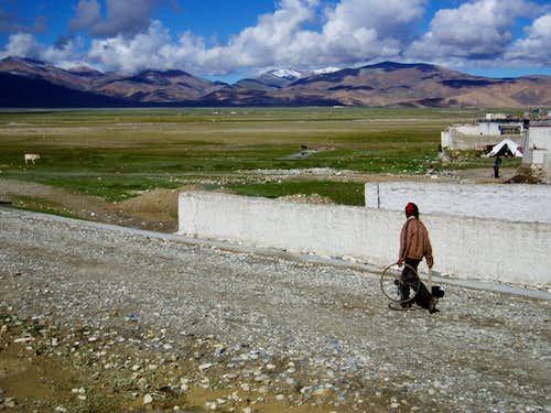 The Tibetan Plain