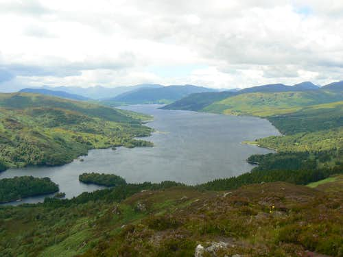Another view of Loch Katrine