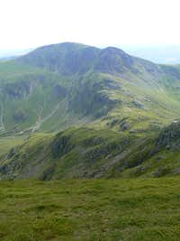 Stuc a Chroin from the summit of Ben Vorlich