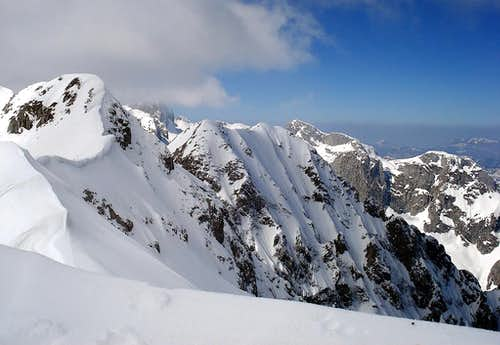 Karanfil summit view