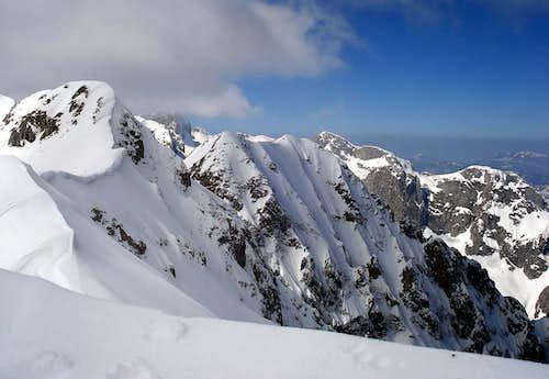 Karanfil summit view