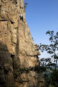 My Girlfriends First Climb