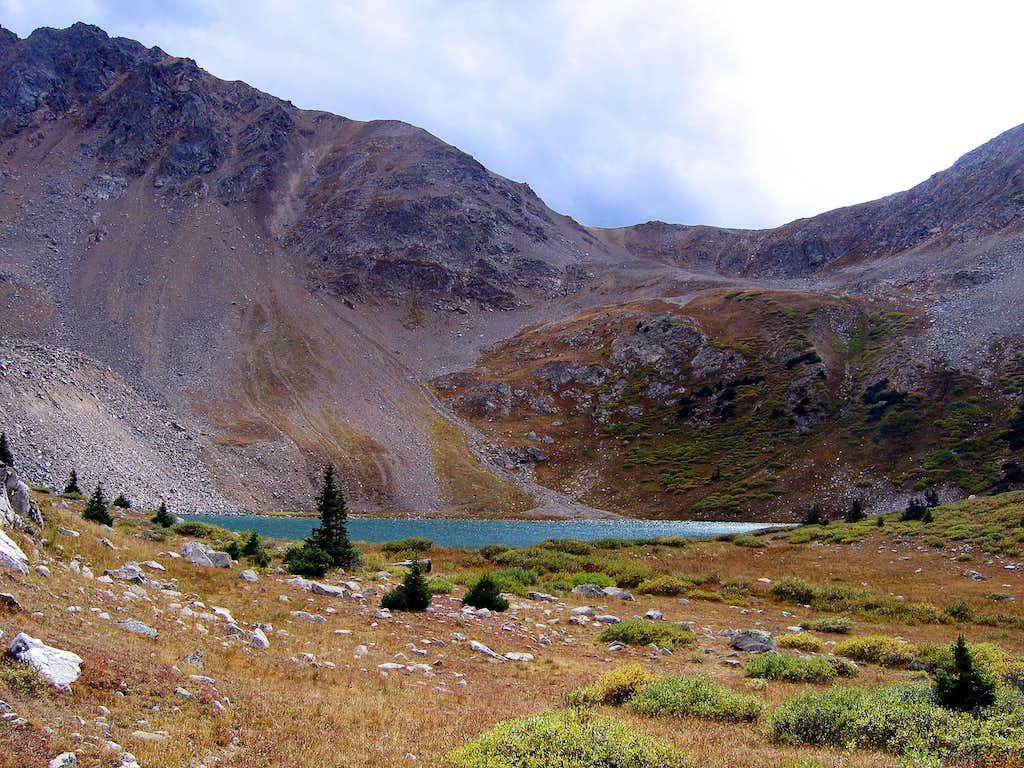 Lake Ann near W Apostle