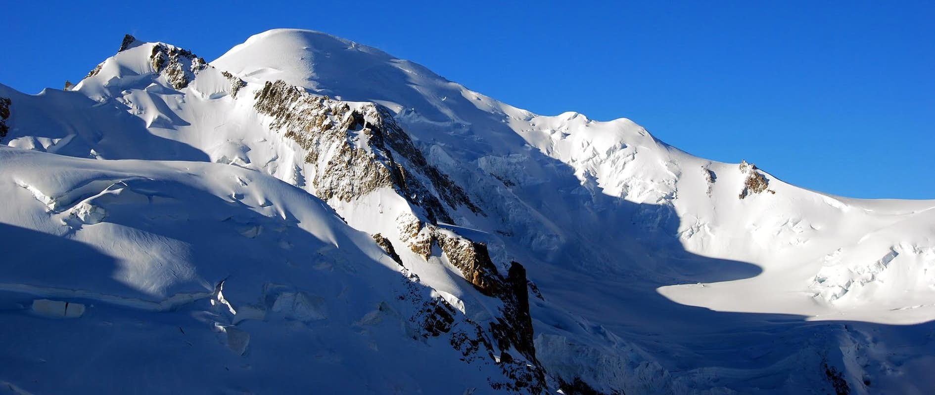Mt. Blanc - Bosses ridge
