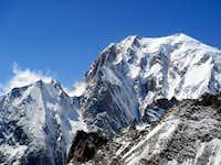 Aig. Blanche de Peuterey / Mt. Blanc de Courmayeur / Mt. Blanc