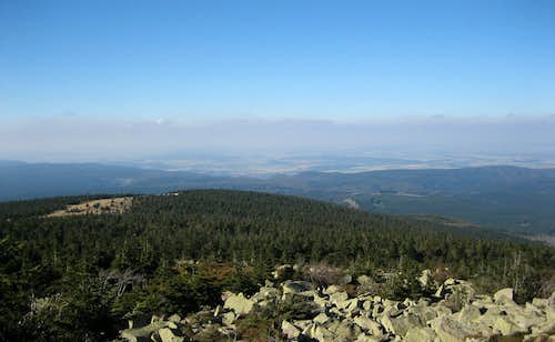 View of Kleiner Brocken