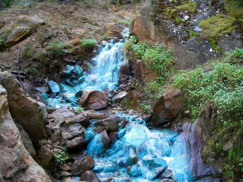 acque verdi
