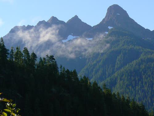Pinder Peak