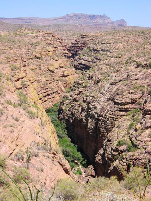 Apache Trail Canyon