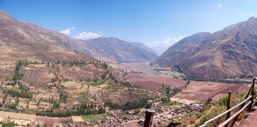 Upper Sacred Valley