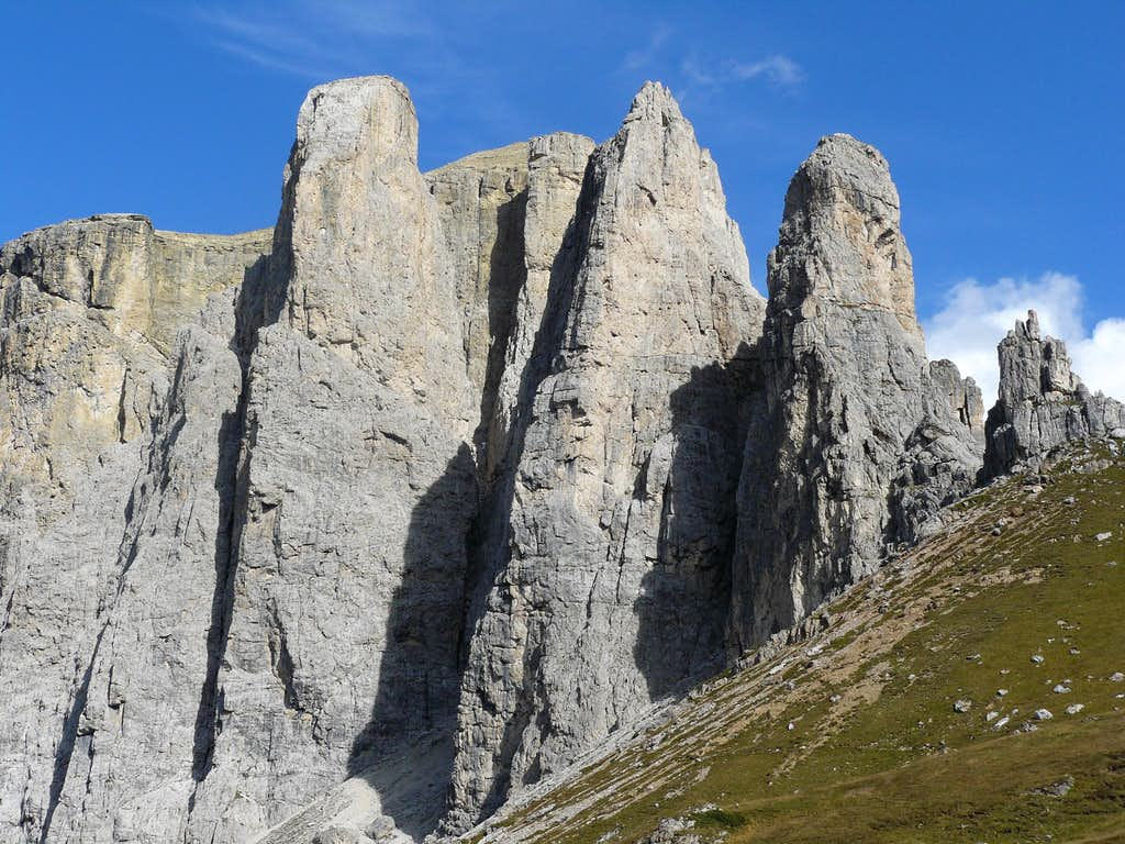 Sella towers
