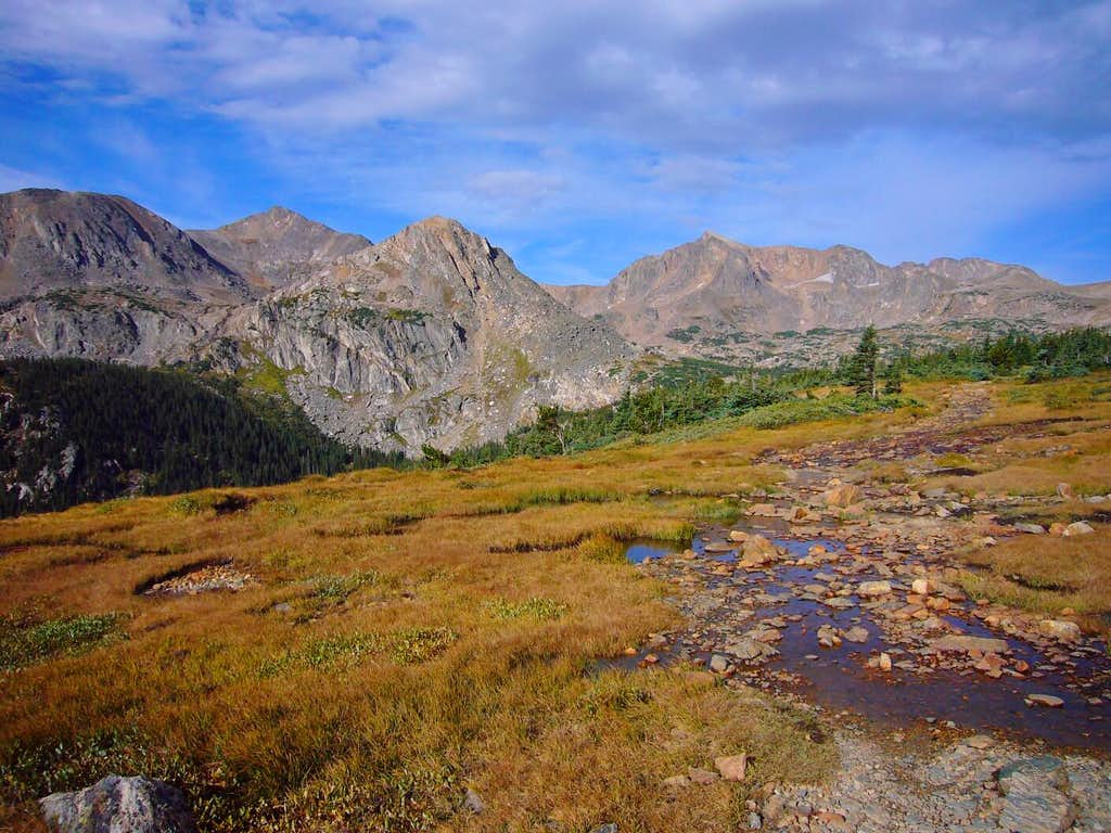 Indian Peak Wilderness