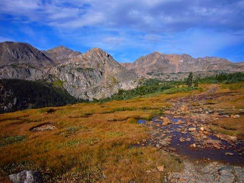 Indian Peak Wilderness