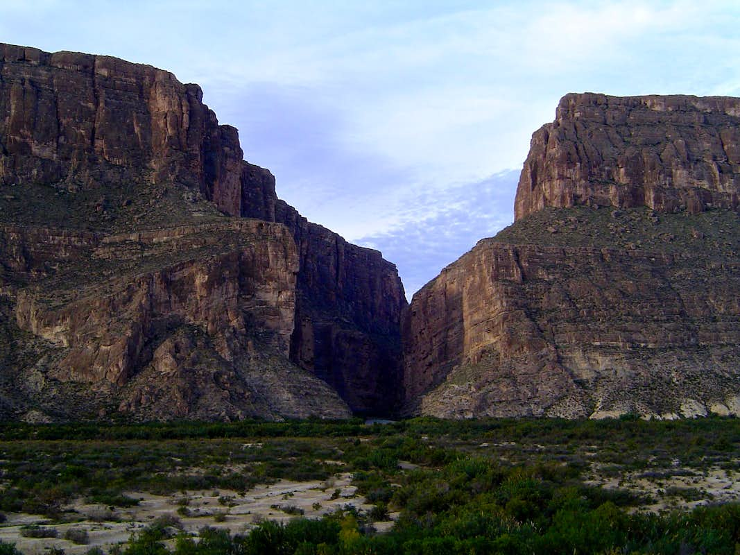 big bend national park report Trump's plan for a wall along the mexican border threatens to blight the beauty of texas's big bend national park report, is yes big bend national park.