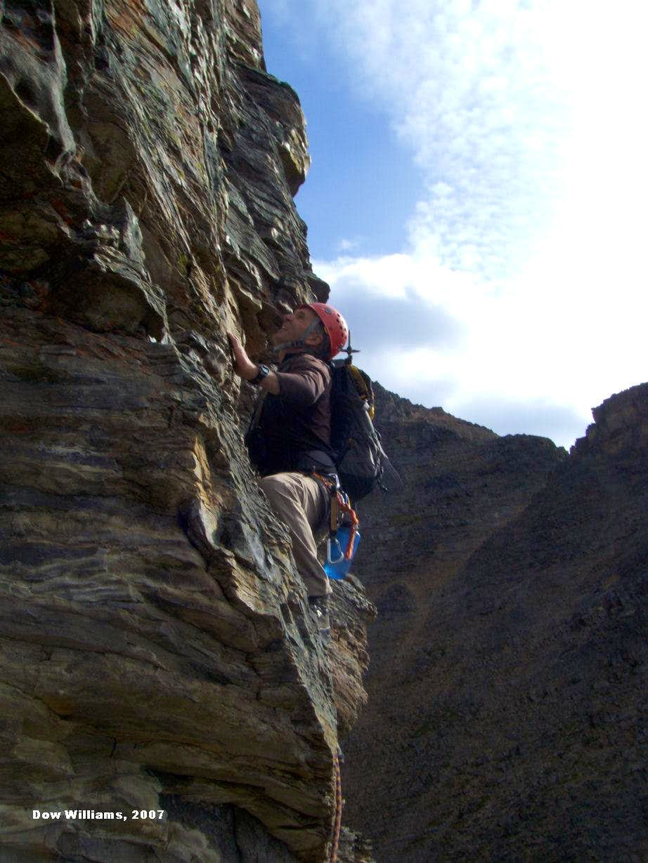 Grassi Ridge, II, 5.7