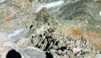 NE Ridge of Bear Creek Spire