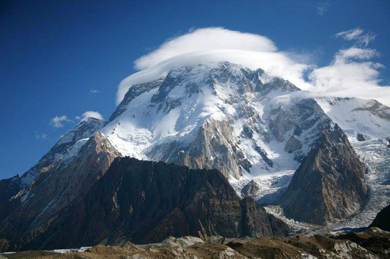 Broad Peak, Karakoram, Pakistan