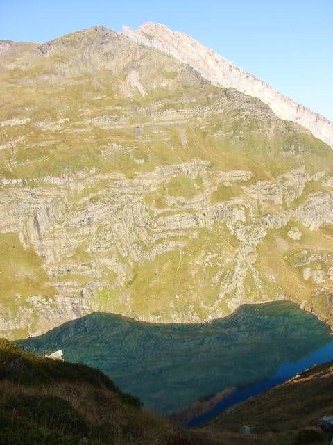 Lac d\'Isabe