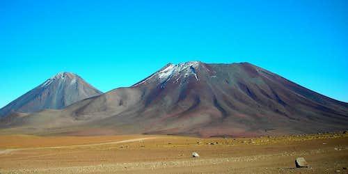 Volcan Juriques (5680m - Chile)
