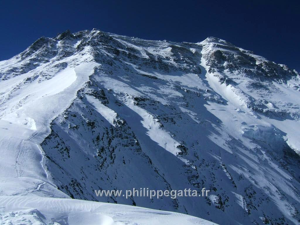Everest NE Ridge Ascent