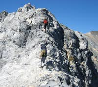 Ridge scrambling