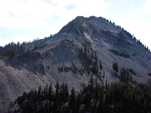 Sawtooth East Ridge
