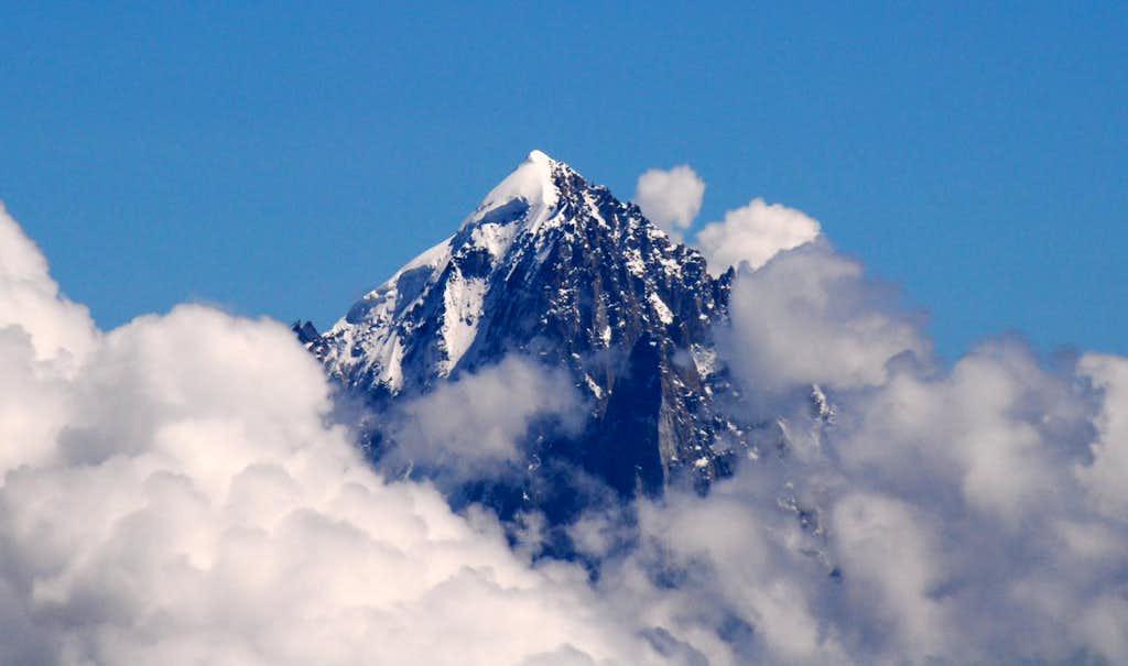 Aiguille Verte (4122m)