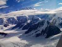 The Awe Inspiring South Face of Mount McKinley        (aka. DENALI)