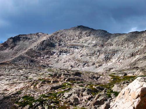Paiute Peak - Southeast Rib