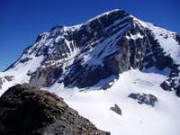 Grand Combin view from Grand Tete de By